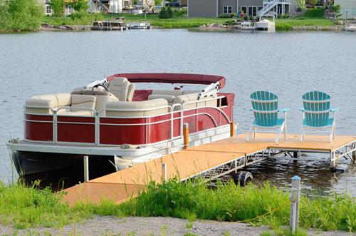 rent your dock